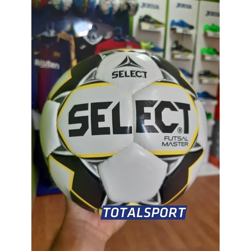 Футзальный мяч Select Futsal Master IMS бело-черный