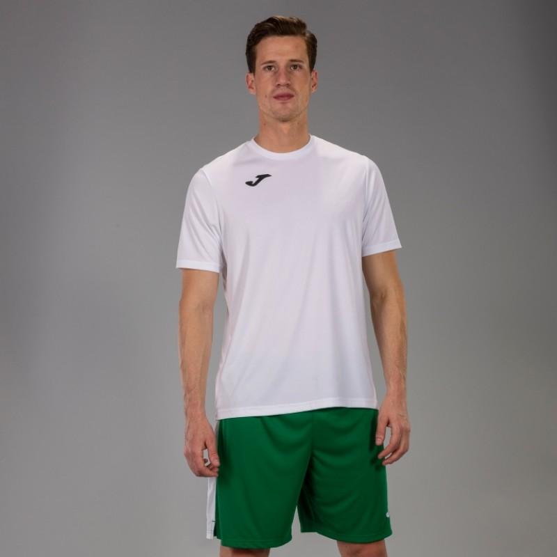 Акция! Футбольная форма Joma Combi белая(футболка+шорты+гетры) 100052.200