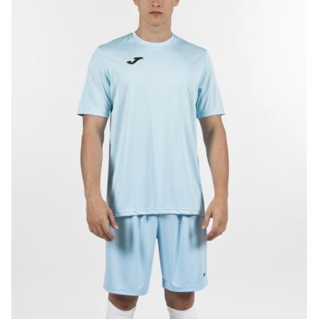 Акция! Футбольная форма Joma Combi(футболка+шорты+гетры) 100052.350 - бирюзовая