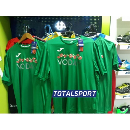Акция! Футбольная форма Joma Combi(футболка+шорты+гетры) 100052.450 - зеленая