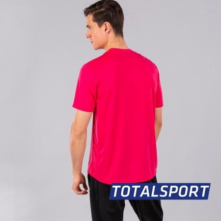 Акция! Футбольная форма Joma Combi(футболка+шорты+гетры) 100052.500 - сиреневый