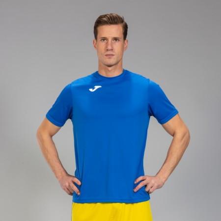 Акция! Футбольная форма Joma Combi(футболка+шорты+гетры) 100052.700 голубая