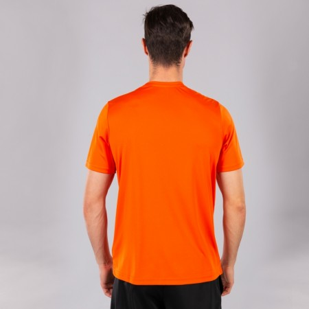 Акция! Футбольная форма Joma Combi(футболка+шорты+гетры) 100052.800 - оранжевый