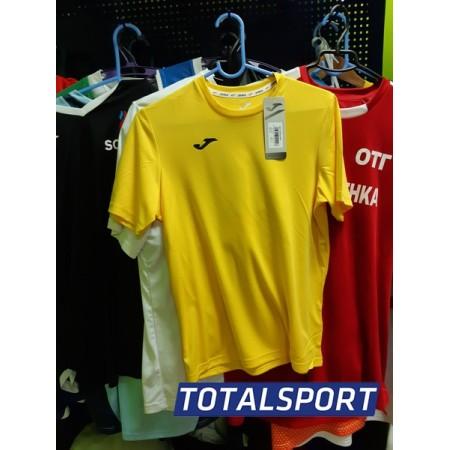 Акция! Футбольная форма Joma Combi(футболка+шорты+гетры) 100052.900 - желто-голубой