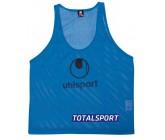 Манишка Uhlsport синяя 100319302
