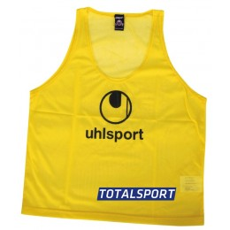Манишка Uhlsport желтая 100319301