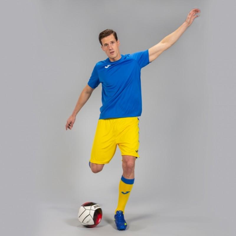 Футболка, шорты, гетры Joma Combi 100052.700 с гербом Украина на сердце