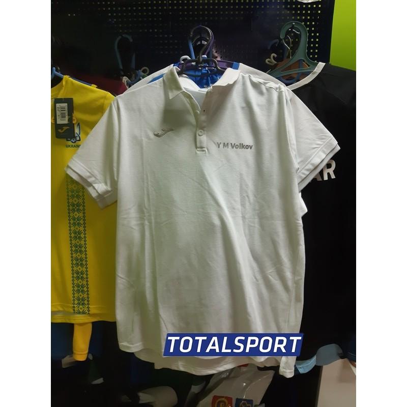 Поло Joma BALI II 100748.200 белое