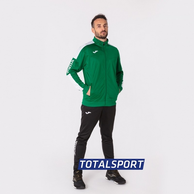Спортивный костюм Joma CHAMPION IV 100687.452 зеленый