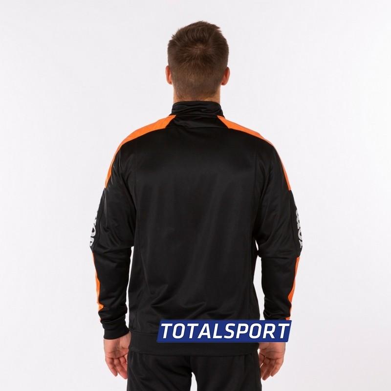 Спортивный костюм Joma CHAMPION IV 100687.108 черно-оранжевый
