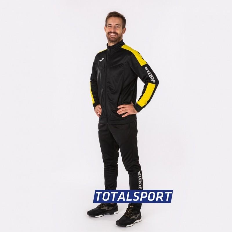 Спортивный костюм Joma CHAMPION IV 100687.109 черно-желтый