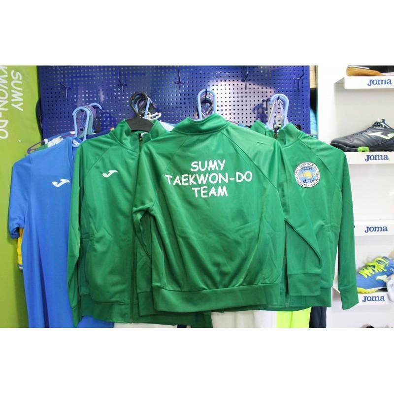 Спортивный костюм Joma Combi 100086.450 зеленый