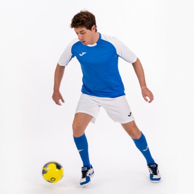 Футболка JOMA ESSENTIAL 101105.702 голубая