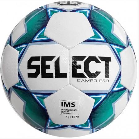 Футбольный мяч Select Campo PRO размер 5 белый