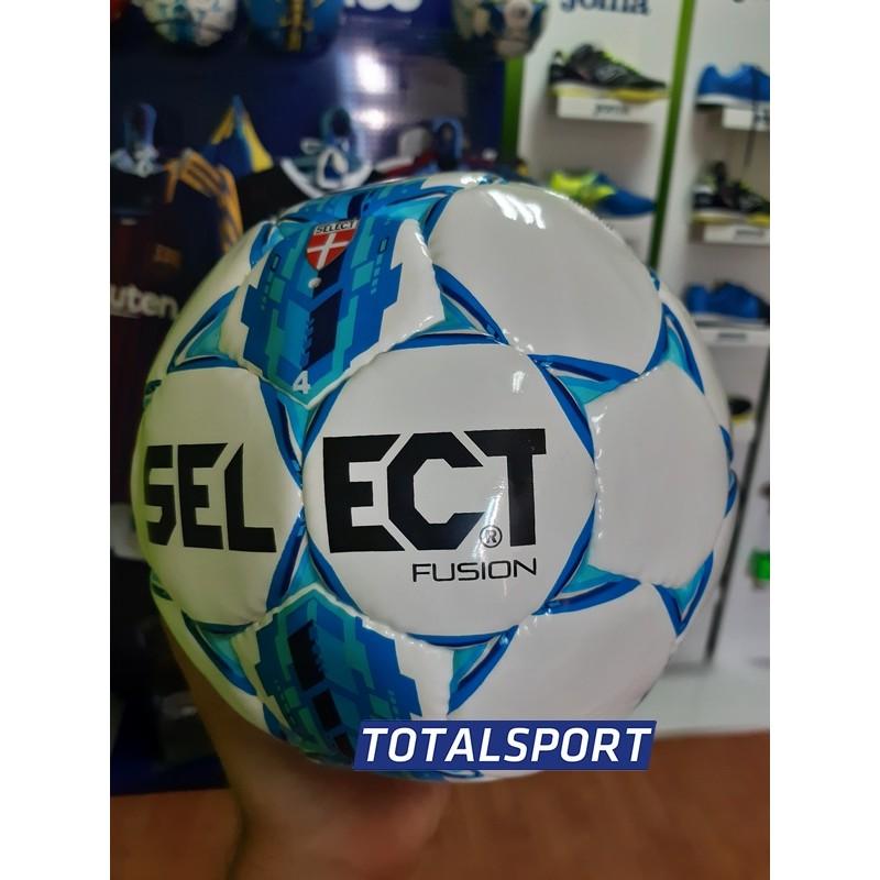 Мяч футбольный SELECT Fusion размер 4 белый