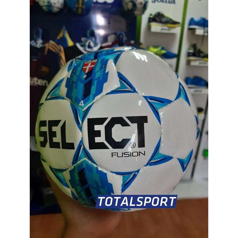 Мяч футбольный SELECT Fusion размер 5 белый