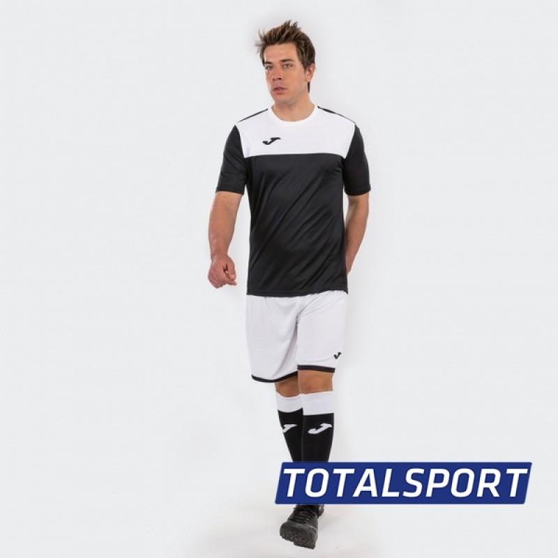 Футбольная форма Joma WINNER 100946.102(футболка+шорты+гетры) черно-белый