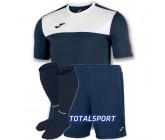 Футбольная форма Joma WINNER 100946.331(футболка+шорты+гетры) темно-синий