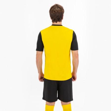Акция! Хит! Футбольная форма Joma WINNER 100946.901-2(футболка+шорты+гетры) желто-черный