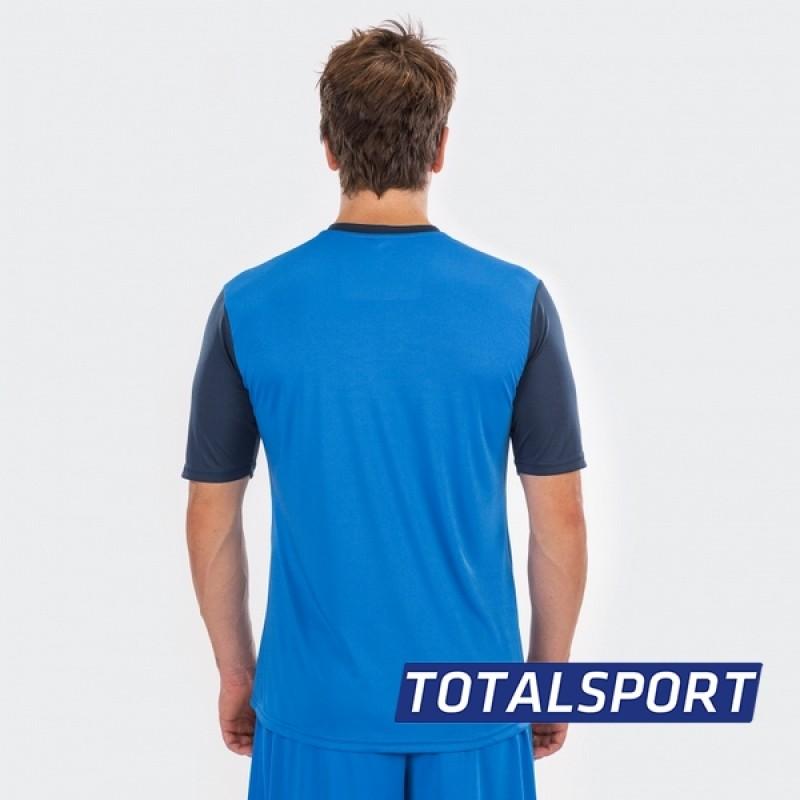 Футбольная форма Joma WINNER 100946.703(футболка+шорты+гетры) т.сине-голубая