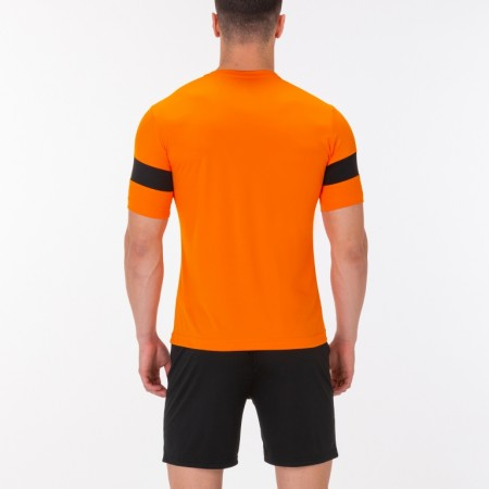 Футбольная форма Joma ACADEMY II 101349.801 оранжевая футболка, шорты, гетры