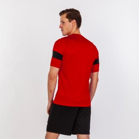 Футбольная форма Joma ACADEMY II 101349.601 красная футболка, шорты, гетры
