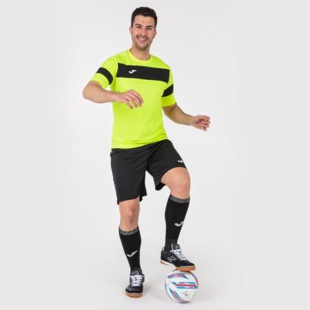 Футбольная форма Joma ACADEMY II 101349.061 салатовая футболка, шорты, гетры