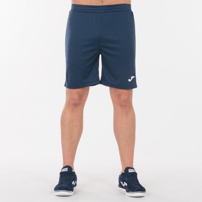 Футбольная форма Joma ACADEMY II 101349.203 бело-синяя футболка, шорты, гетры