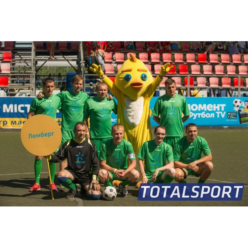 Футбольная форма зеленая Zeus KIT PROMO VERDE футболка+шорты Z00529