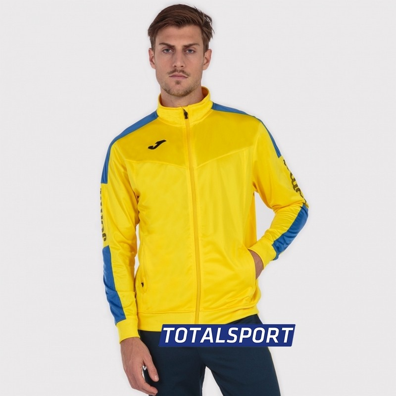 Олимпийка Joma CHAMPION IV 100687.907 Украина желтая