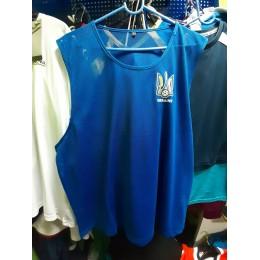 Манишка Titar синяя с логотипом Украина
