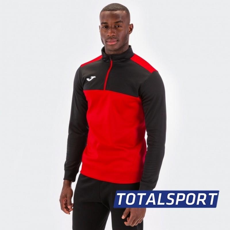 Спортивный костюм JOMA WINNER 100947.601(замок 3/4) красно-черный
