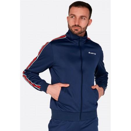 Спортивный костюм мужской Lotto SUIT CIRCLE II BS RIB PL 213271/1CI