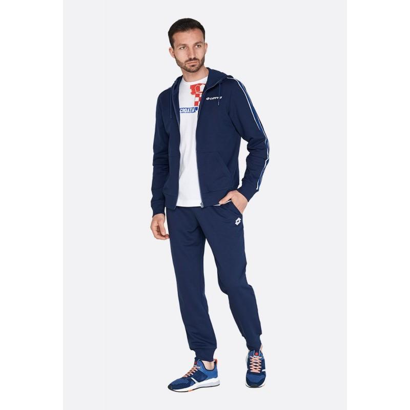 Спортивный костюм мужской Lotto SUIT DIAMOND II HD RIB FT 213270/1CI