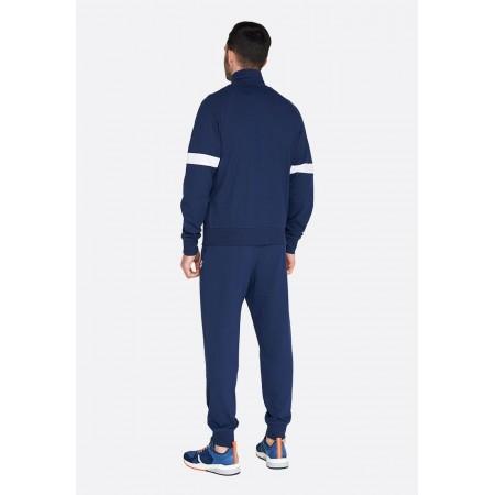 Спортивный костюм мужской Lotto SUIT TRIPLE II RIB JS 213266/1CI
