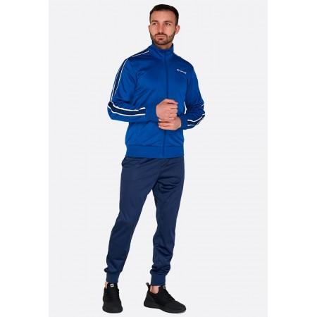 Спортивный костюм мужской Lotto SUIT CIRCLE II BS RIB PL 213271/59Y