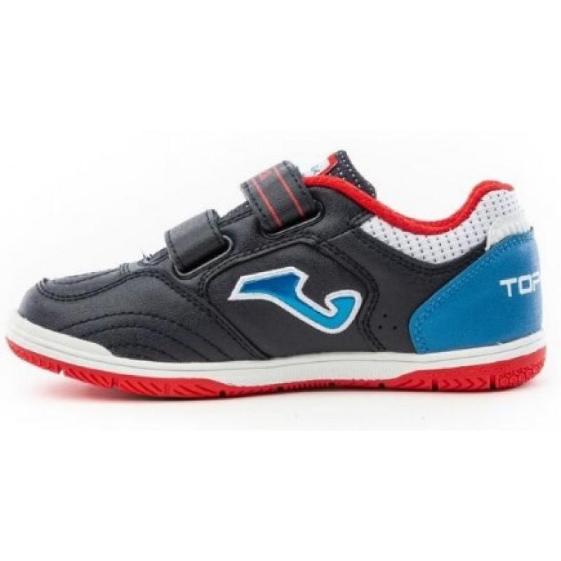 Детские футзалки Joma TOP FLEX JR TOPJW.903.IN синие