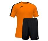 Футбольная форма оранжевая Joma ACADEMY III 101656.881 (футболка+шорты)