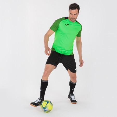 Футбольная форма салатовая Joma ESSENTIAL II 101508.021 (футболка+шорты+гетры)