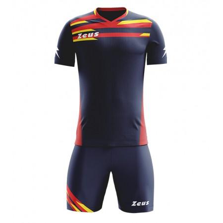 Футбольная форма Zeus KIT ITACA ROSSO BLU