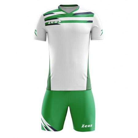 Футбольная форма Zeus KIT ITACA BIANCO VERDE