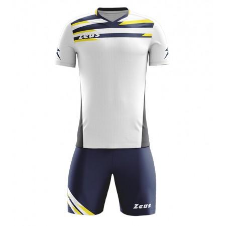Футбольная форма Zeus KIT ITACA BIANCO BLU