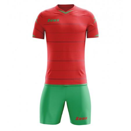 Футбольная форма Zeus KIT OMEGA ARANCIO/VERDE