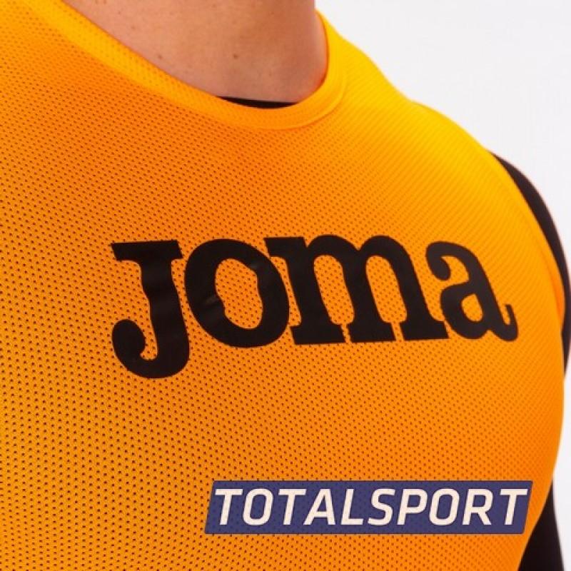 Манишка Joma 101686.050 оранжевая