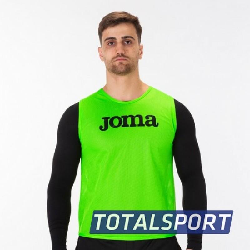 Манишка Joma 101686.020 салатовая