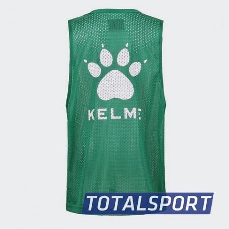 Манишка Kelme K15Z247-311 детская цвет: зеленый
