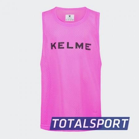 Манишка Kelme K15Z247-931 детская цвет: розовый