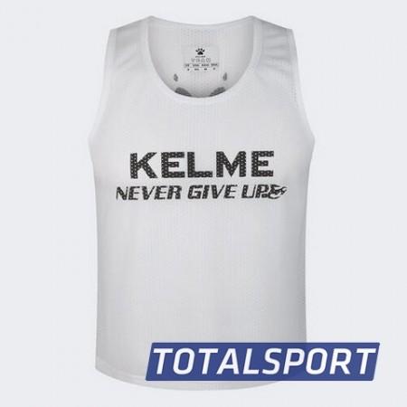 Манишка Kelme K15Z248-103 цвет: серебристый