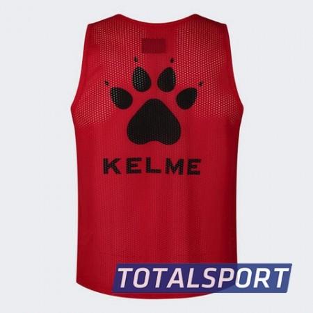 Манишка Kelme K15Z248-611 цвет: красный