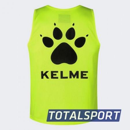 Манишка Kelme K15Z248-930 цвет: неоновый желтый